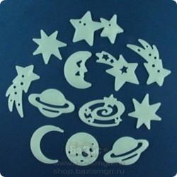 Флуоресцентный звездный комплект