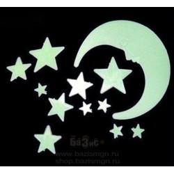 Флуоресцентный звездный комплект 2